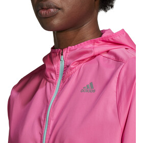 adidas OWN The Run Jakke Damer, pink